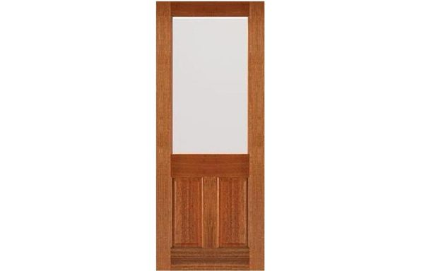 1/2 French 2 Panel 1 Lite  sc 1 st  The Doorshop Townsville : doors townsville - pezcame.com