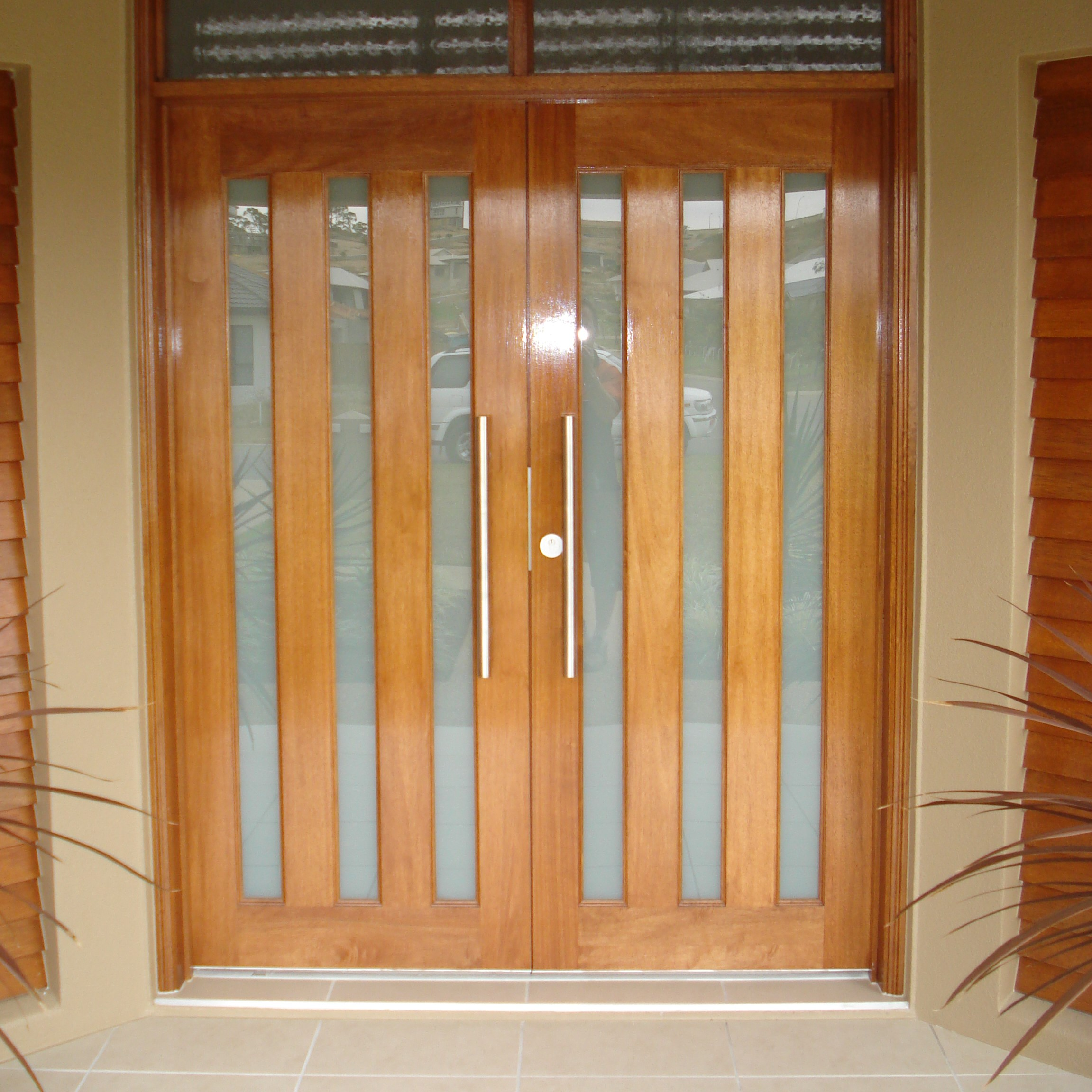 All Timber Doors