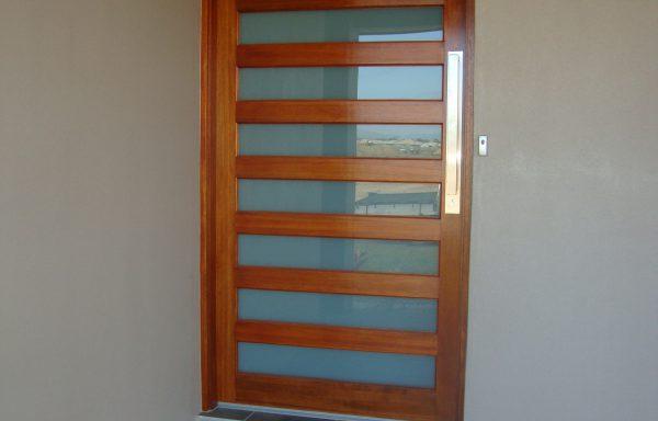 All Timber Doors