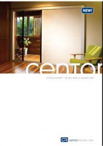Centor Retractable Screens