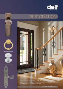 Delf  Trade Restoration Catalogue