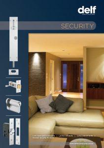 Delf trade privacy security locks catalogue