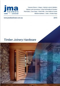 Timber Joinery Hardware