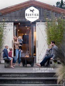 Barn Doors Rustica Hardware