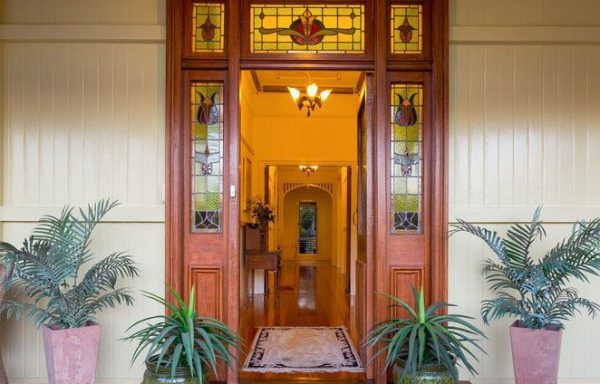 Traditional Glass Doors
