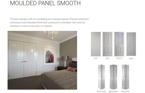 Moulded Panel Smooth
