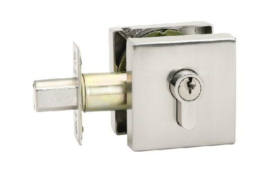 Square Deadbolt