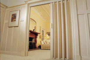 Lotus Timberline Concertina Door