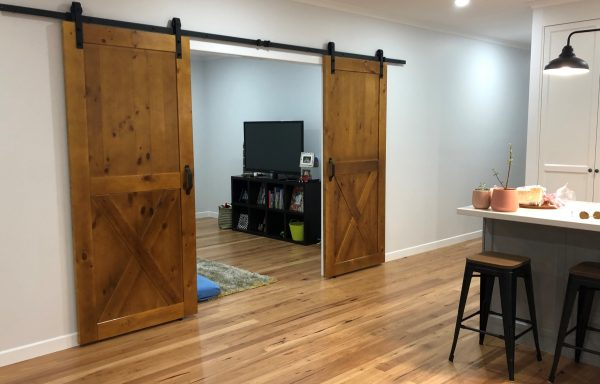 Barn Door Packages