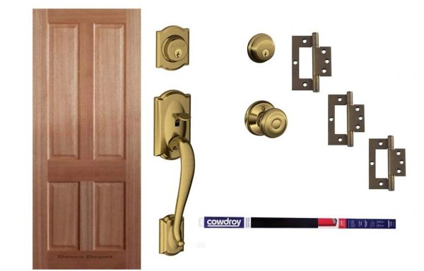 Single Door Package 4