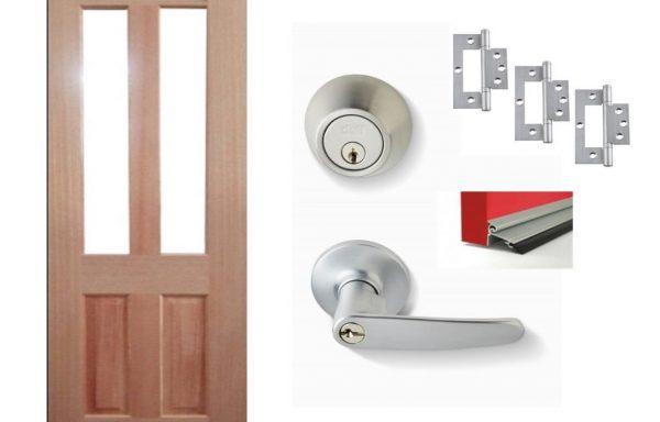 Timber Door Package 6