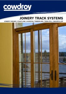 Cowdroy Joinery Track Systems Brochure