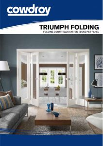 Cowdroy Folding Door Tracking System Brochure