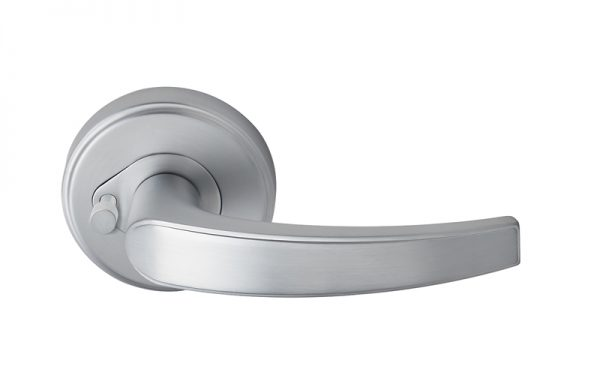 Delf Olivia Privacy – Satin Chrome