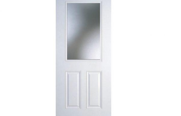 Petrie – Woodgrain/White