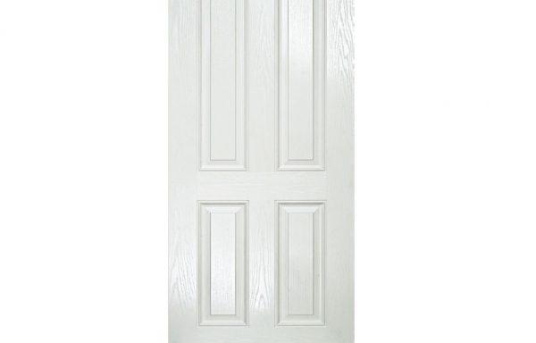 Warner – Woodgrain/White