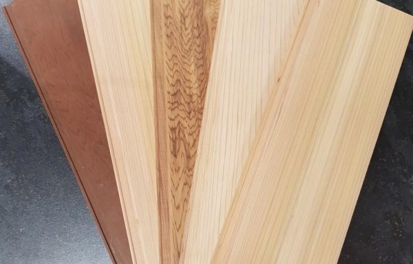 Replacement Timber Blades