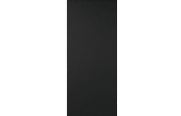 FLUSH SMOOTH BLACK